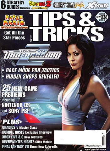 New Release - Tips & Tricks Issue 118 (December 2004)