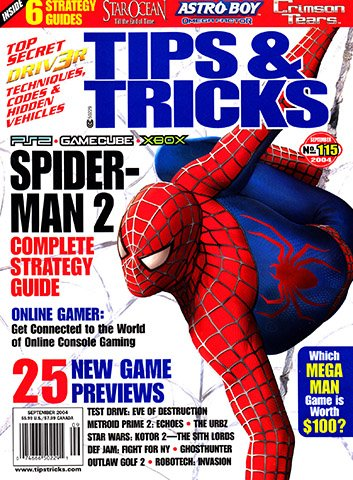 New Release - Tips & Tricks Issue 115 (September 2004)