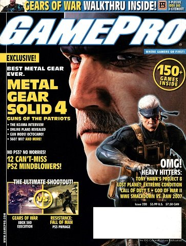 New Release - GamePro Issue 220 (January 2007)