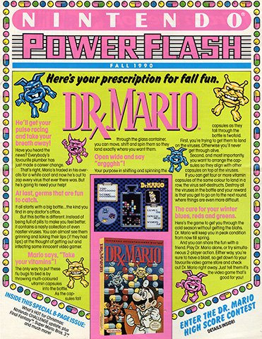 New Release - Nintendo Power Flash Issue 9 (Fall 1990)