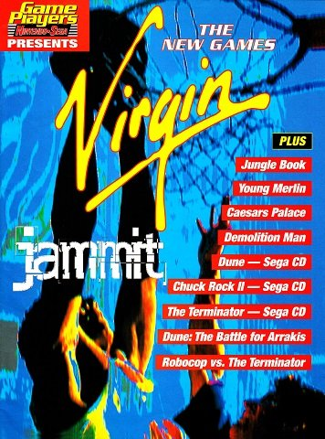 New Release - Game Players Presents Virgin - The New Games