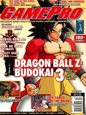 New Release - GamePro Issue 193 (October 2004)