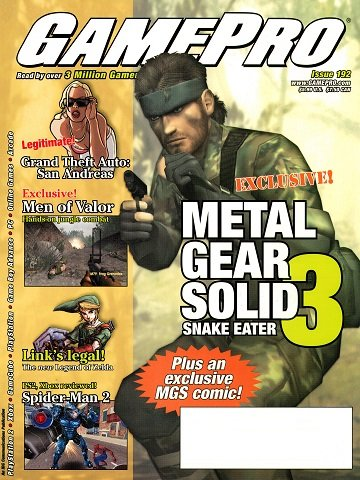 New Release - GamePro Issue 192 (September 2004)