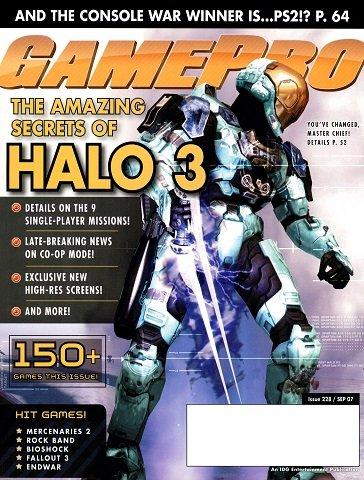 New Release - GamePro Issue 228 (September 2007)