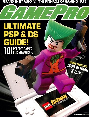 New Release - GamePro Issue 237 (June 2008)
