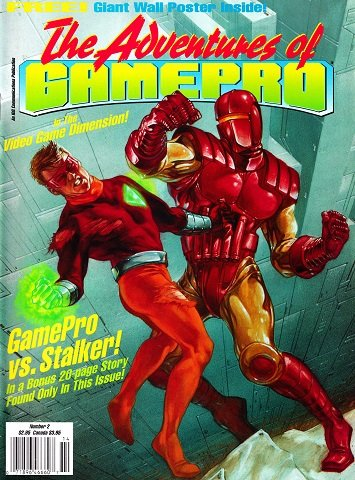 New Release - The Adventures of GamePro Issue 2 (January 1991)