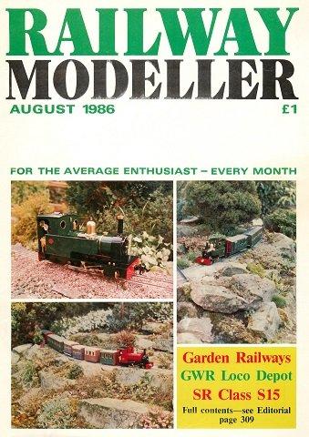 New Release - Railway Modeller Issue 430 (August 1986)