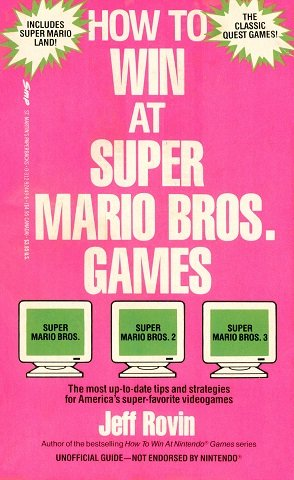 New Release - How to Win at Super Mario Bros. Games (1990)